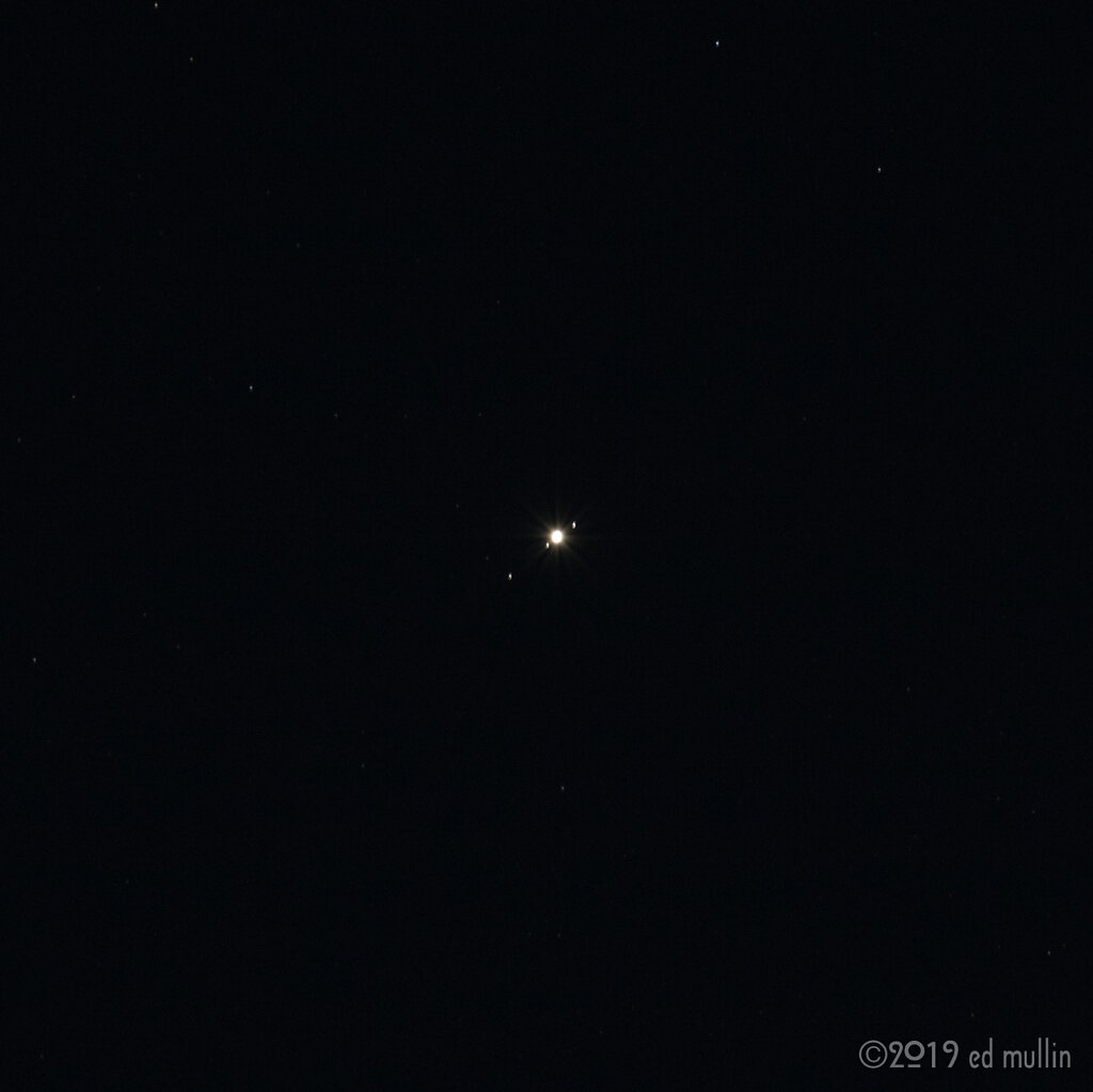 jupiter & its moons